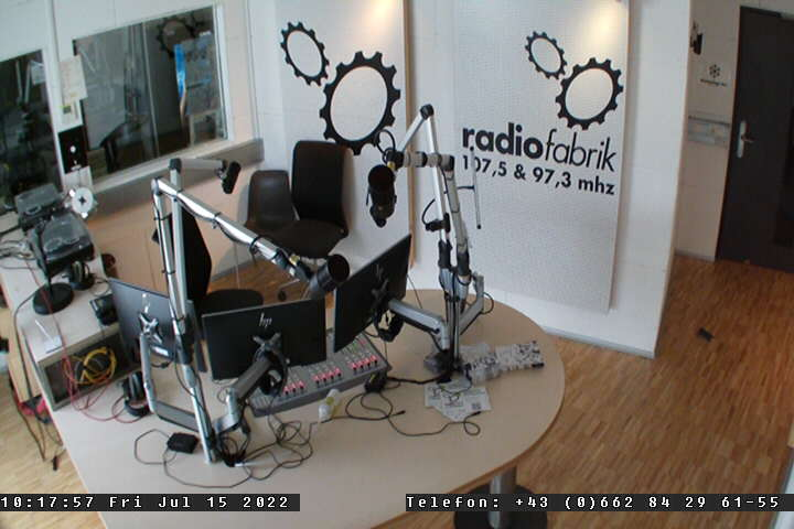 Studio-Webcam