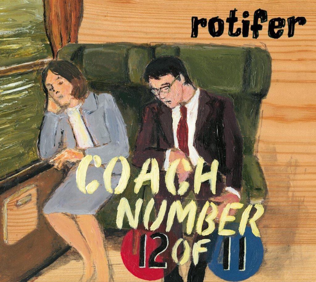 Rotifer - Coach No. 12 of 11
