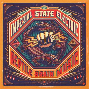 "Imperial State Electric - ""Reptile Brain Music"""