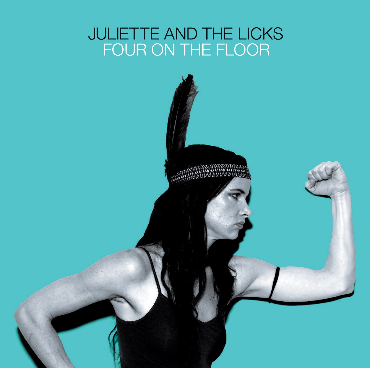"Juliette and the Licks - ""Four on the Floor"""