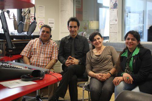 Radio Hamraz – Persische Literatur