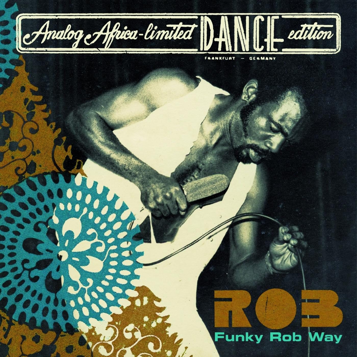"The Rob - ""Funky Rob Way"""