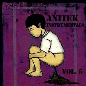 Anitek Instrumentals Vol. 5
