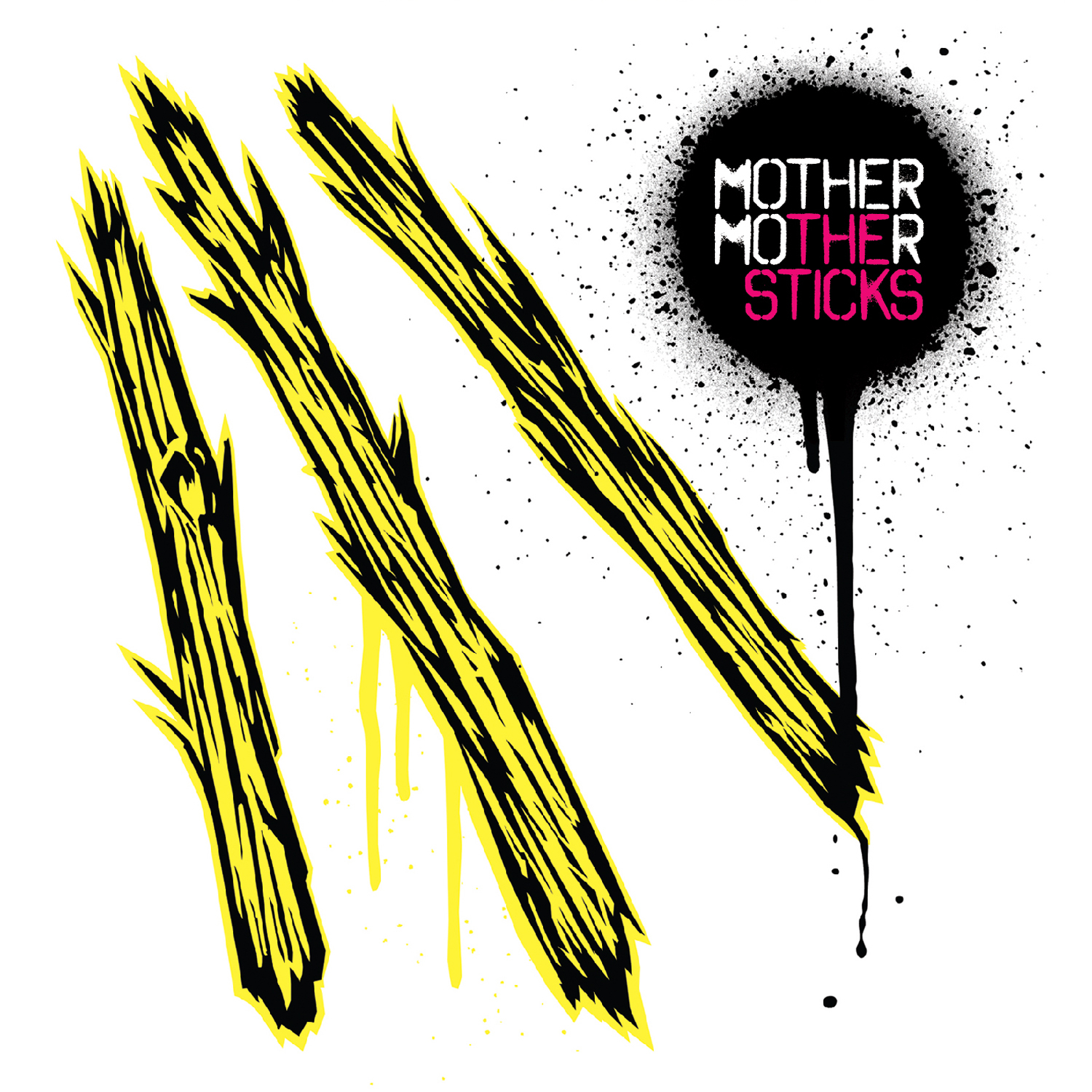 "Mother Mother - ""The Sticks"""