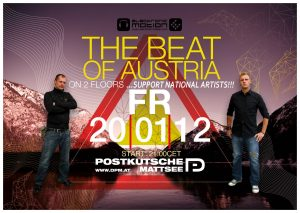 "Soundburg Radio: ""The Beat of Austria"" - Support National Artist's"