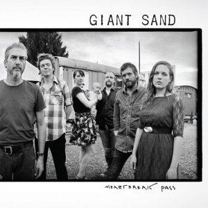 "Giant Sand - ""Heartbreak Pass"""