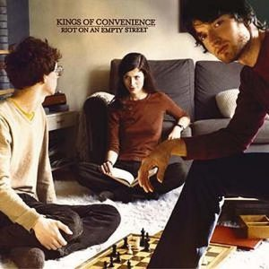 "Kings of convenience - ""Riot on an empty street"""