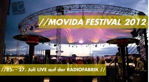 Radiofabrik sendet live von der Movida 2012