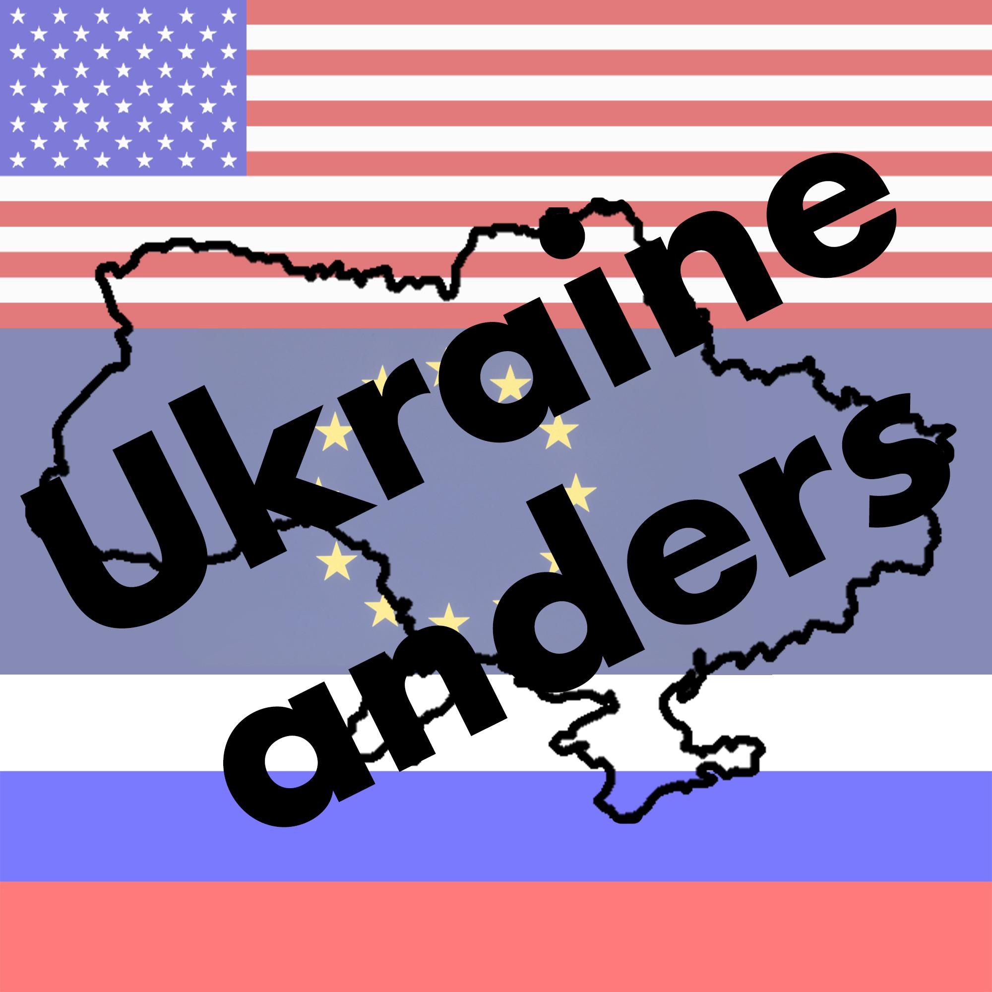 Ukraine anders.