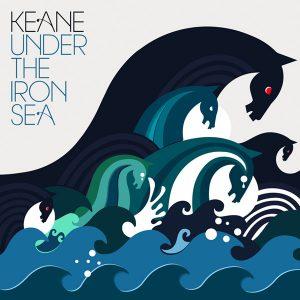 "Keane - ""Under the iron sea"""