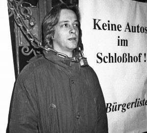 Johann Padutsch im Gespräch