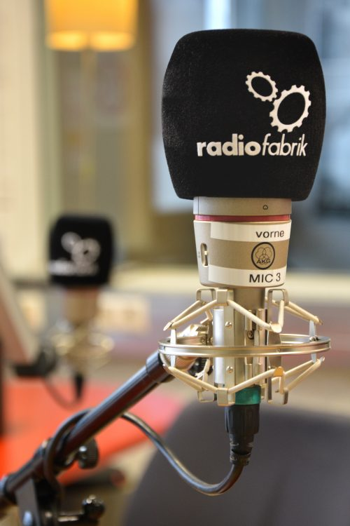 Das Radiofabrik Interview