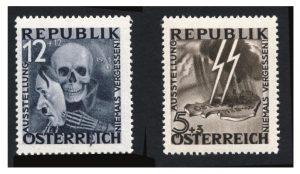 Briefmarke - Nach dem Anschluß