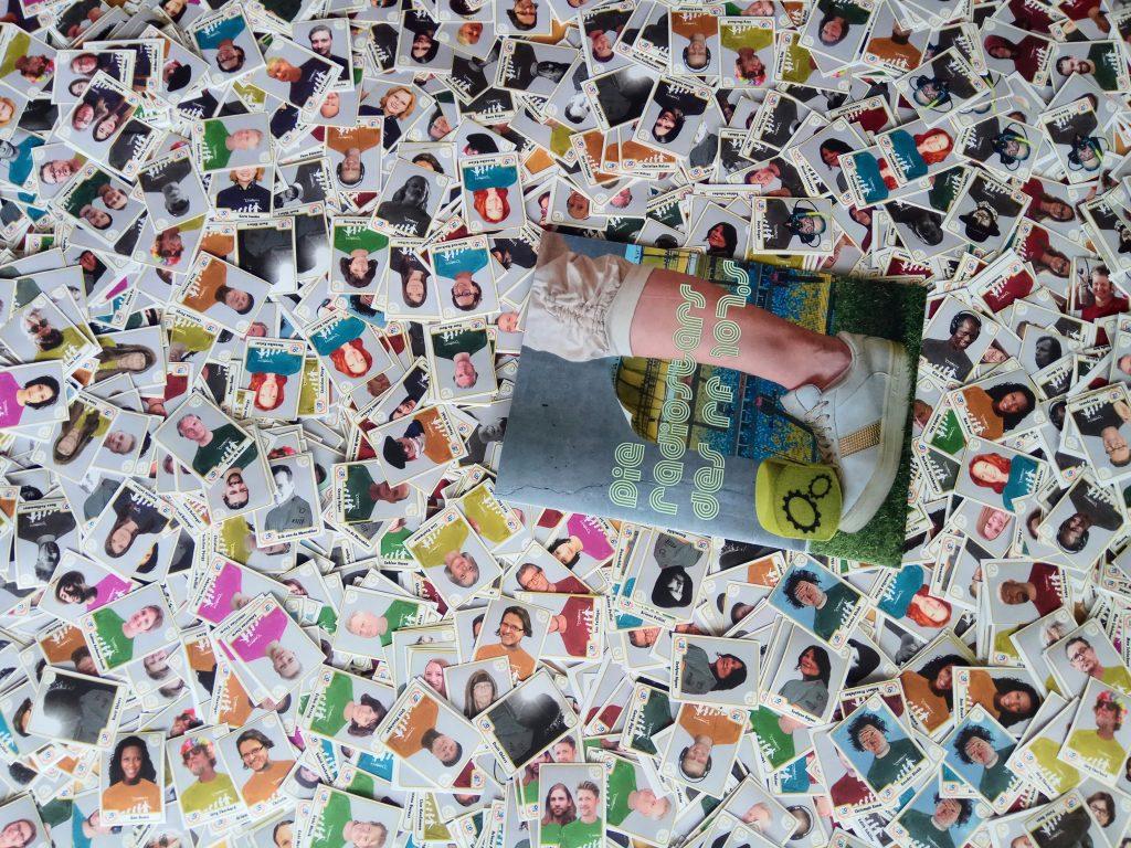 Radiostars Alben Sticker