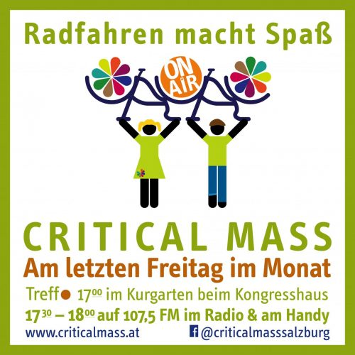 Critical Mass ON AIR