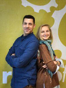 vlnr. Daniel Bergerweiss, Timna Pachner 2020