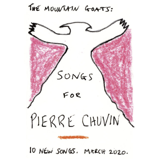 """Hörenswert: The Mountain Goats – """"Songs For Pierre Chuvin"""""""