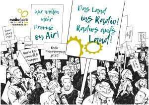 Das Land is Radio - Radio aufs Land!