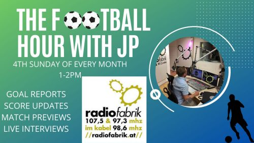 The football hour with JP